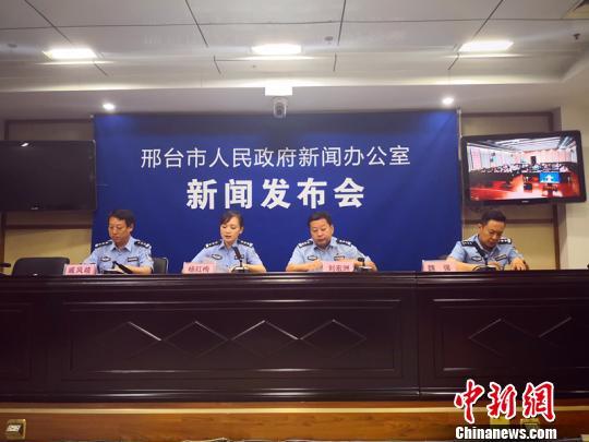 """河北警方破获部督""""12・14""""污染环境案抓获18人"""