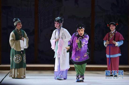 福建:推广戏剧名家名作 推动戏剧传承发展