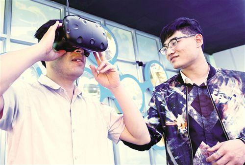 虚拟现实技术将撬动万亿元市场