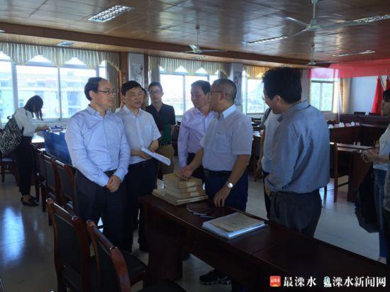 南京溧水区农村改革工作获全国验收专家组肯定