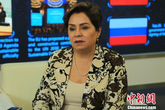 联合国官员:解决能源问题,中国为各国树立了榜样