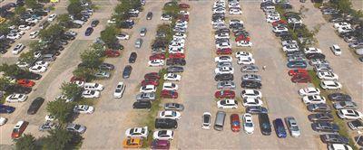 东莞上调停车位配建指标 小区停车位可翻倍