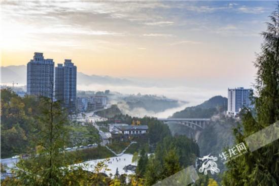 黔江拟构建中国武陵山旅游发展联盟