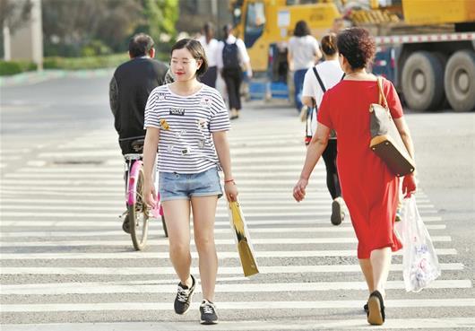武汉入夏就热得猛,今夏会是热夏吗?专家:不一定
