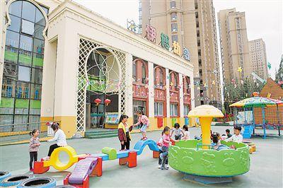 幼儿园发展联盟促教育均衡发展