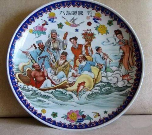 意必吉祥:古代瓷器上的图案寓意解析