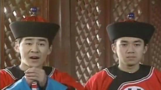 谁说陈建斌是皇帝专业户?他在《梅花烙》中还跑过龙套