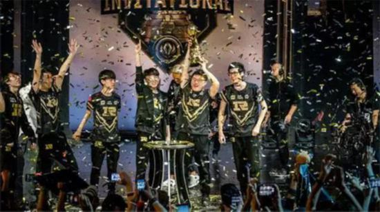 RNG title The development of China's e-sports road way and heavy far