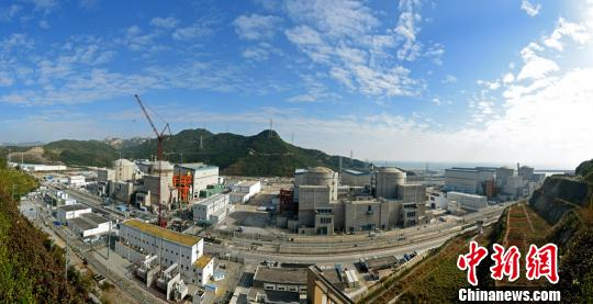 """中国首台应用""""和睦系统""""核电机组并网发电"""