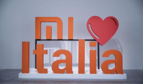 小米高管宣布意大利首家专卖店本周末开幕