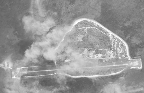 菲翻修中业岛跑道 疑菲国内要求对抗中国压力增大