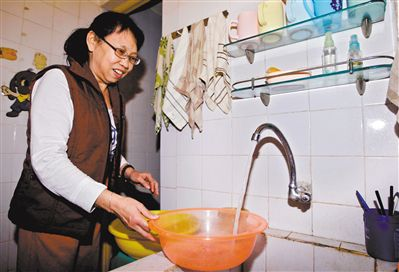广州:管好老旧楼房二次供水