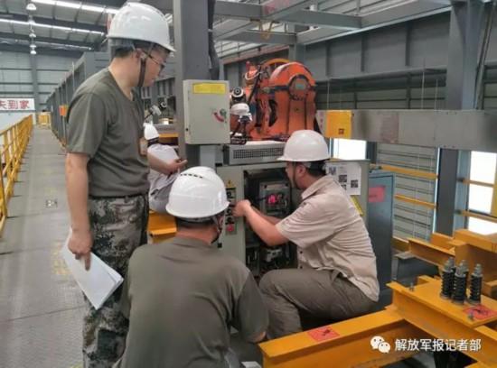 军队特种设备检验系统全部通过国家级资质核准验收