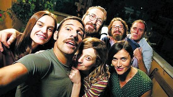 电影《完美陌生人》:相爱没那么容易 每个人都有他的手机