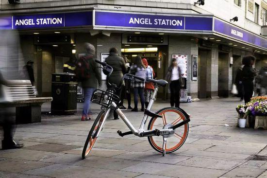 共享单车在英国屡遭破坏 ofo、摩拜表示将加大运维
