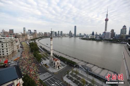 与伦敦和纽约相比 上海成为国际金融中心还有多远?