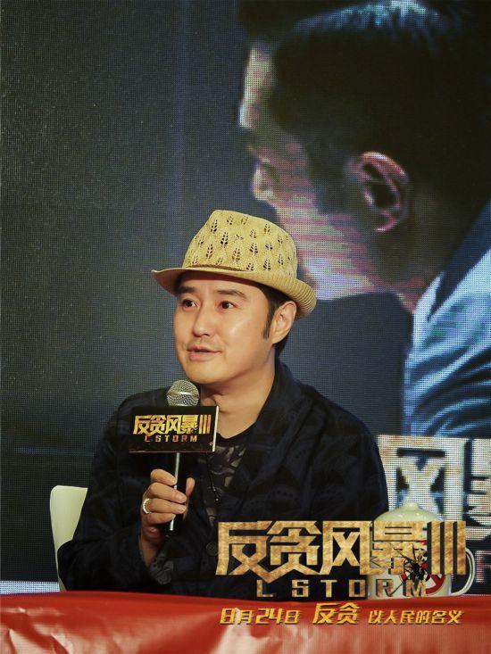 《反贪风暴3》即将上映 古天乐张智霖郑嘉颖冯雷主演