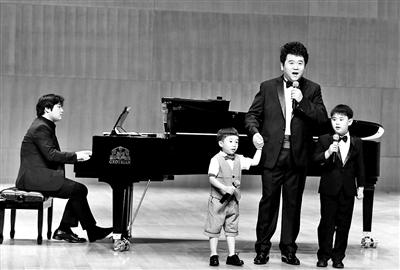 """北京爱乐者打造""""童年—一场异想天开的亲子音乐会"""""""