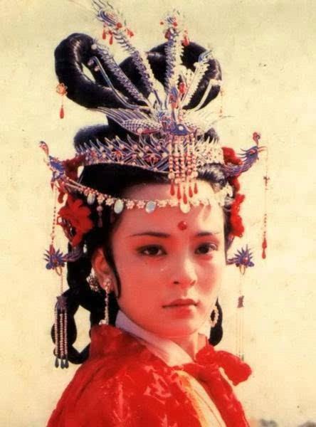 87版红楼梦金陵十二钗的美照 谁是你心中的最