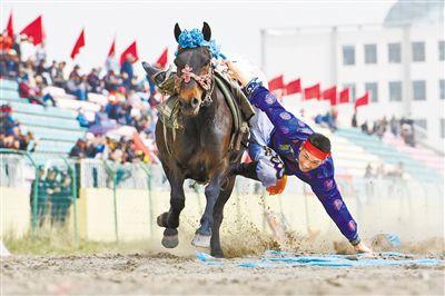 赛马会助推海北全域旅游