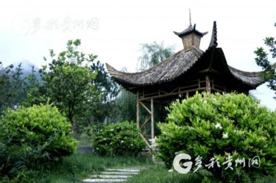 点赞 德江县陶缘水乡景区打造已初步完成