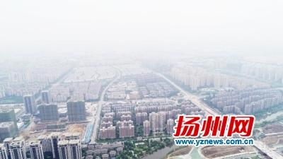 不利气象导致污染物堆积 扬州空气质量出现污染