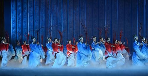 大型舞剧《孔子》亮相:它如何演绎孔子一生?