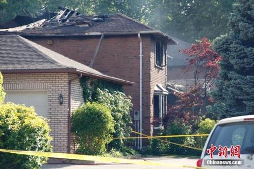 加拿大房屋着火:留学生为省钱分租屋住客难规管
