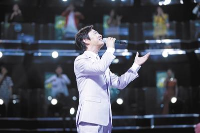 费玉清加盟江苏卫视《嗨,唱起来!》