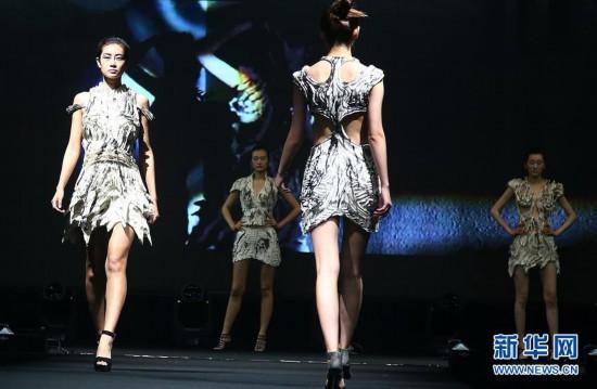 (社会)(1)2018国际3D打印嘉年华开幕式在上海举行