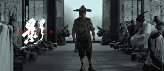 张艺谋《影》首发预告片 融入二元分屏处理形式