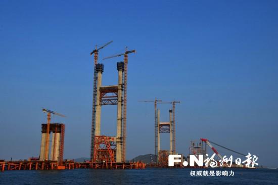 福建今年9个铁路项目同时在建 包括3个高速铁路、6个普速铁路项目