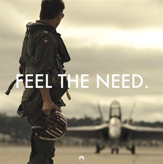 《壮志凌云》开拍续集 阿汤哥还是那个英俊飞行员