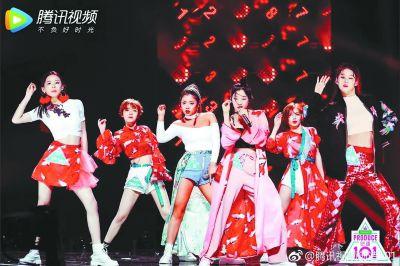 《创造101》王菊外形欠佳却爆红 粉丝组团拉票