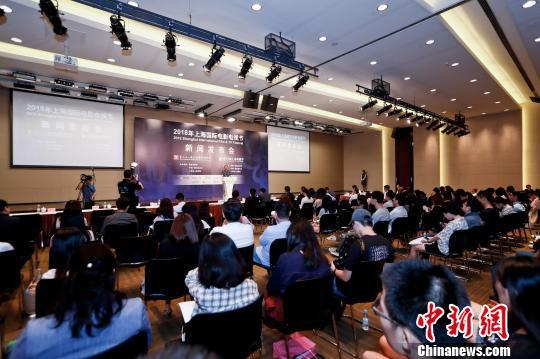 上海国际电影节开幕在即约500部中外影片将在沪展映