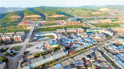 西吉打造生态园林和文化旅游城市