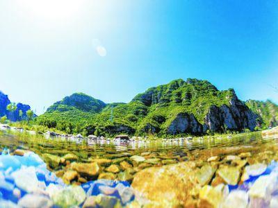 北京市首个风景名胜区生物资源保护站建立