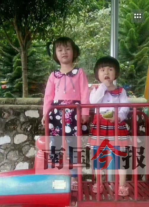 寻人!柳江一对小姐妹在家门口失踪 警方介入调查