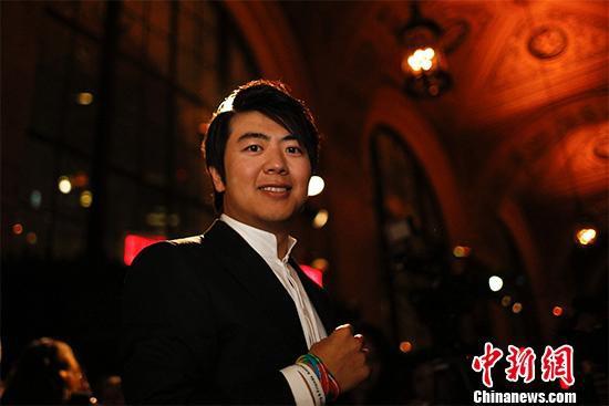 郎朗(资料图)<a target='_blank'  data-cke-saved-href='http://www.chinanews.com/' href='http://www.chinanews.com/'><p  align=