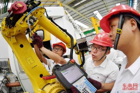 华安:打造生态型标准化工业园区