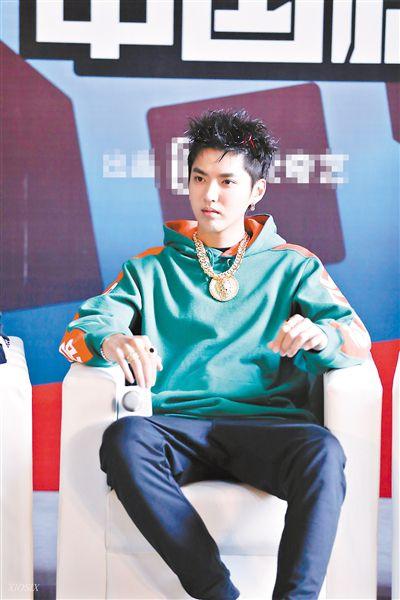吴亦凡:广州是我的家乡,希望广州年轻人勇敢追寻梦想
