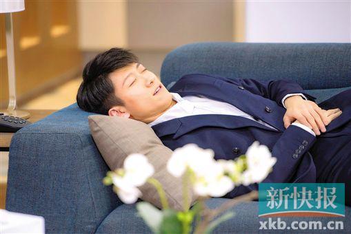 张一山:13岁演刘星,24岁演江北