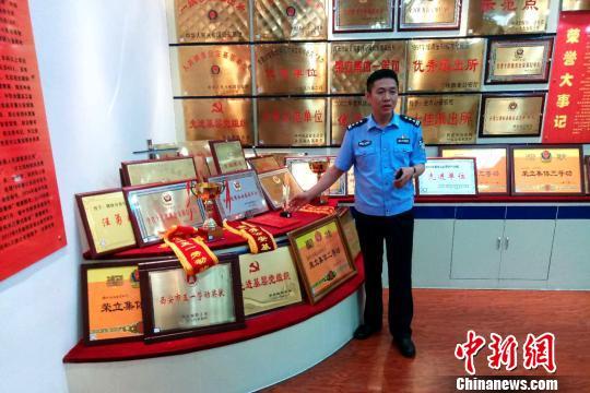 陕西警方传承红色基因打造过硬队伍