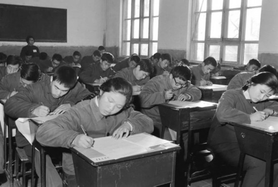 """40 Jahre Reform und Öffnung: Wandel der """"Gaokao""""-Prüfung"""