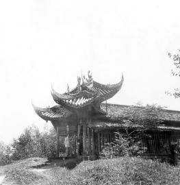 560余张照片留下古老中国城市的影子