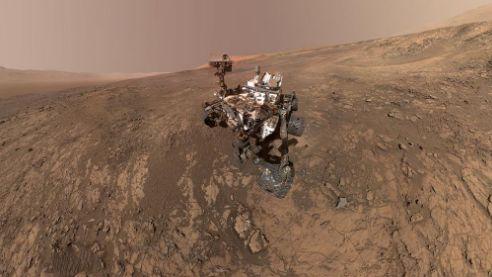 NASA宣布在火星发现3种不同类型有机分子(组图)