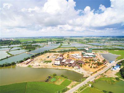 地方领导 专题策划 中国湛江  原标题:吴川兰石镇打造乡村游新景点