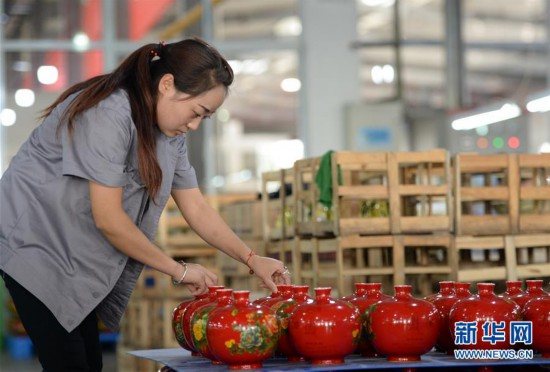 (经济)(6)陕西铜川:千年耀瓷焕新生