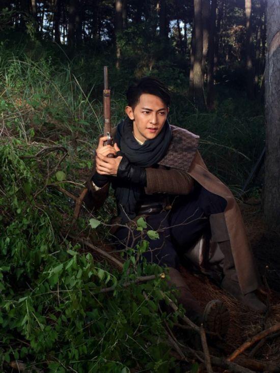 汪东城挑战吉尼斯《北国英雄》客串励志英勇