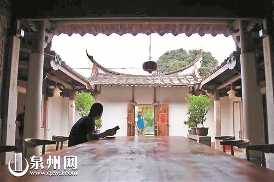 """泉州南安康美福铁村:古厝农地""""活""""起来助推乡村振兴"""